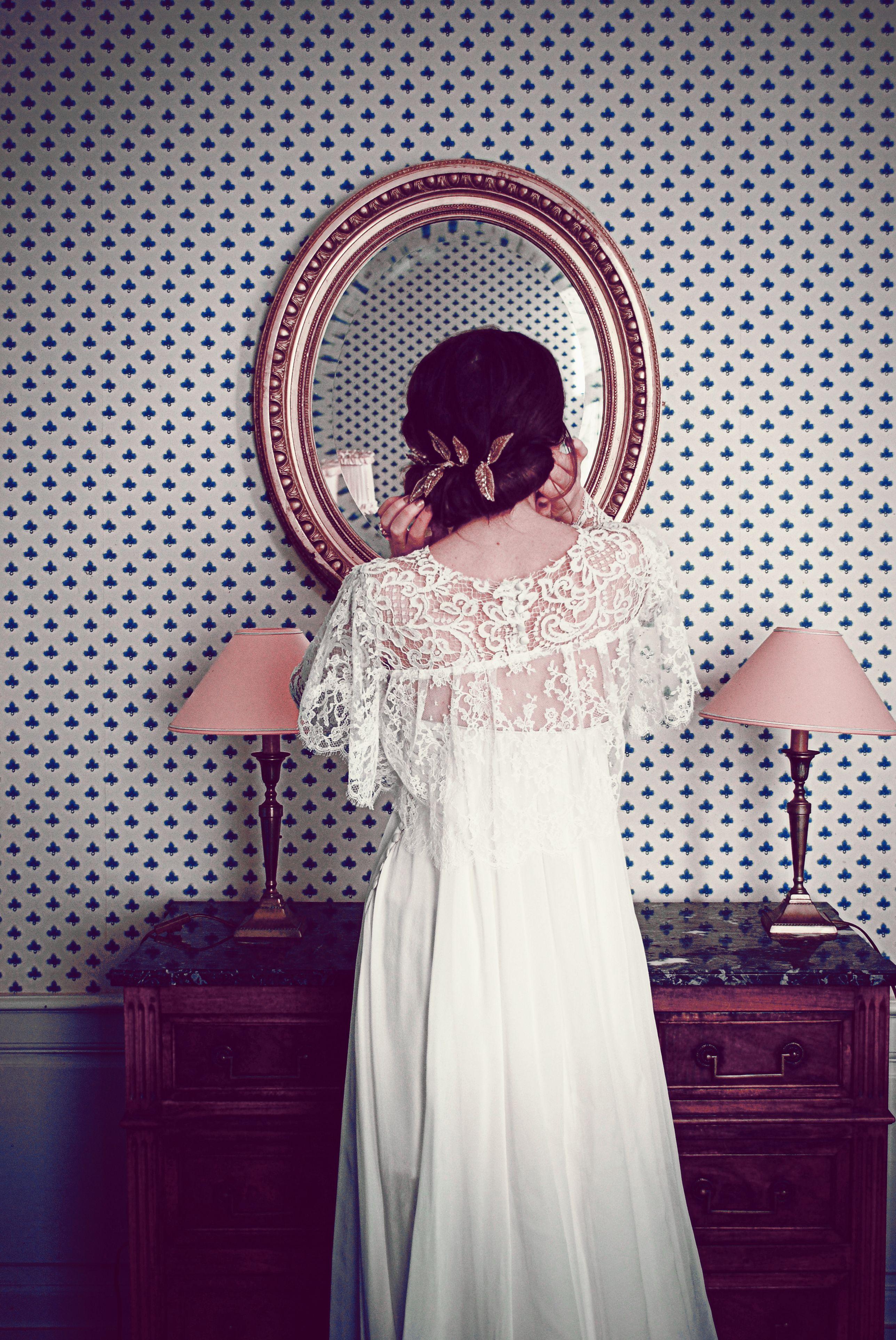 Constance Fournier {Vestidos de novia}