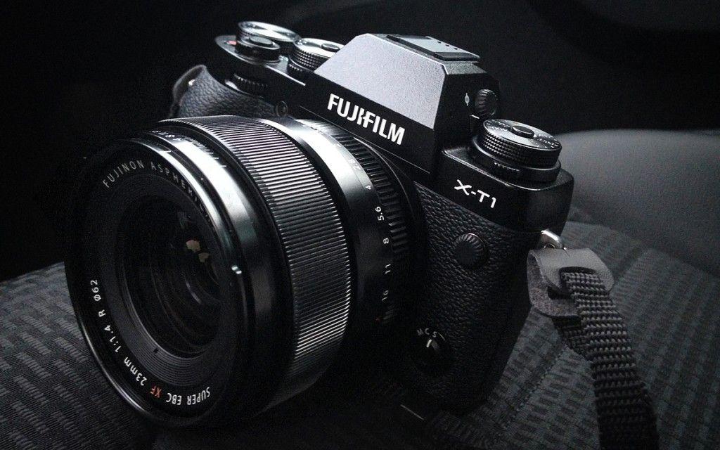 ¿Fujifilm sin espejo o Reflex?