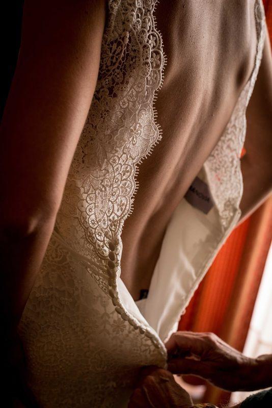 vestido de novia en marbella