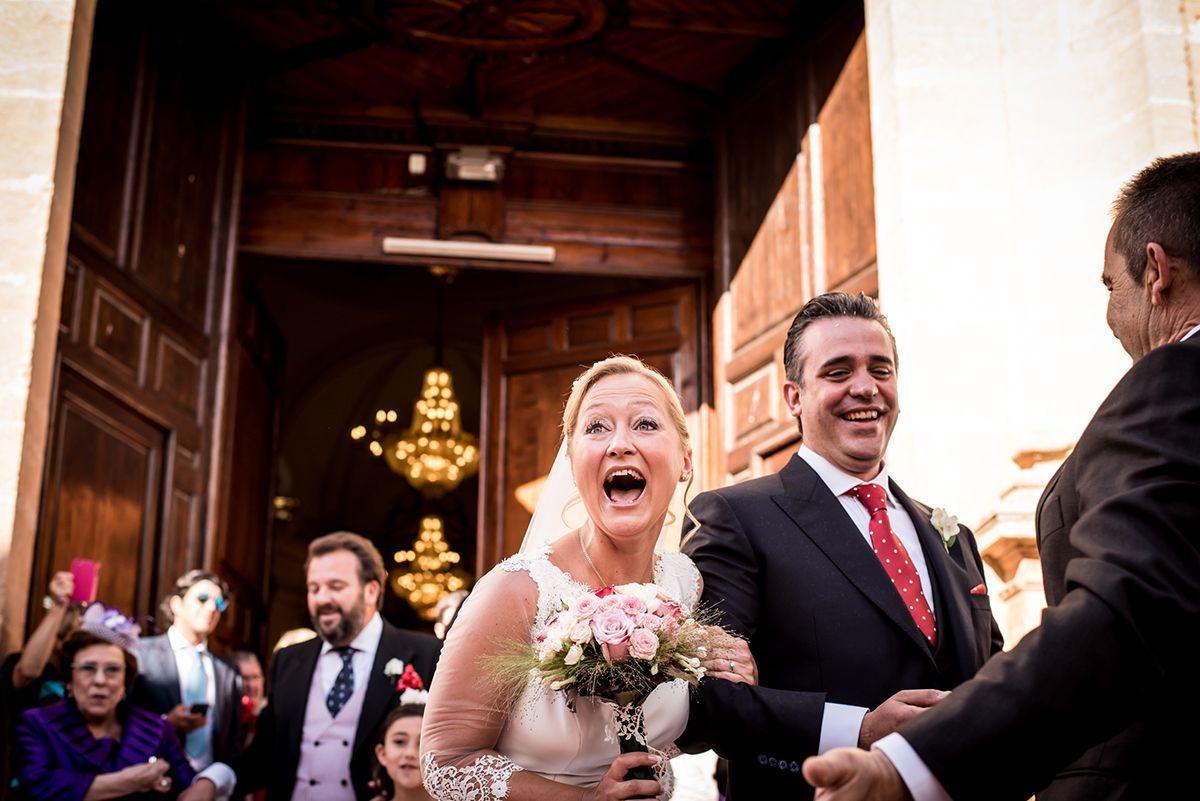 celebración de boda en la encarnación de marbella