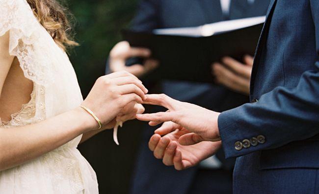 organizar una ceremonia secular
