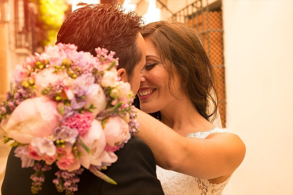 wedding photographer in marbella