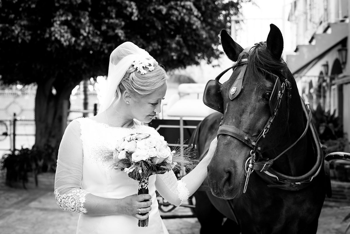 fotos de boda en cortijo de cortés el paraíso