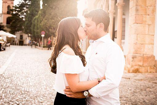 fotos de preboda en Malaga bonitas