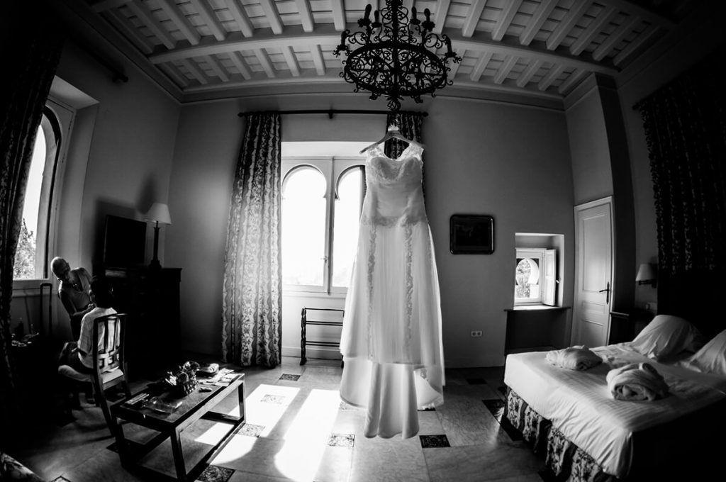 habitacion castillo santa catalina