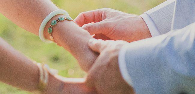 crear una ceremonia de compromiso