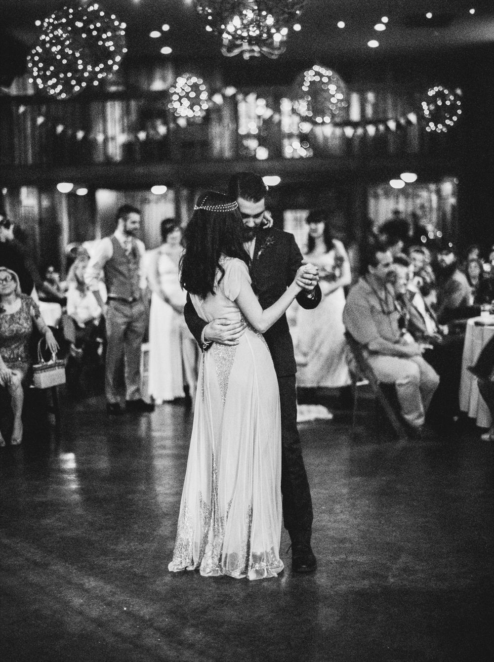 primer baile sea un éxito