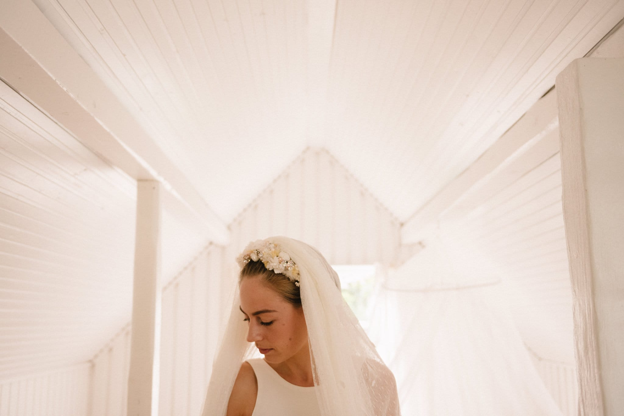 Cómo limpiar tu vestido de novia