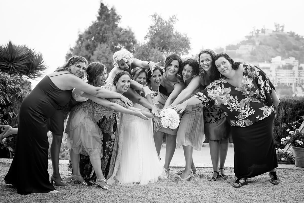 tiempo de organizacion de una boda